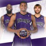 New look: Kings