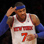 Melo out of New York?