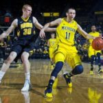 Hawkeyes dropped by Wolverines in Michigan