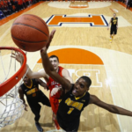 Hawkeyes Overcome Blown Lead To Hold Off Fighting Illini