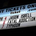 Mission Creek: Jason Isbell @ Blue Moose, 4/4/14