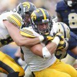 Iowa Wins 24-20 In Comeback Over Pittsburgh