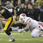 Iowa Eliminated from Big Ten West Race as Rally Comes Up Short