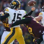 Iowa Collapses Against Minnesota