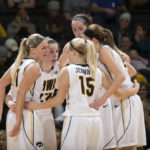 Women's Basketball Stay Perfect at Home Winning 73-65