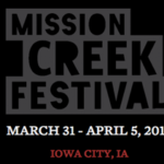 Mission Creek: Iowa Screendance Festival