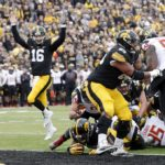 Hawkeyes Treat Fans to A Win over Maryland
