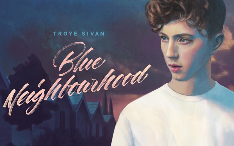 Album troye sivan The truth