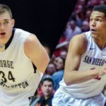 No. 2 San Diego State, No. 4 George Washington Face Off For Trip To NIT Championship