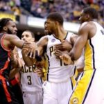Raptors, Pacers Battle In Pivotal Game 5