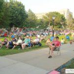 KRUI at Iowa City's Jazz Festival!