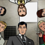 Between the Lines: Archer, Season 2: Archer the Victim