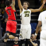 Uhl has breakout game to push Hawkeyes past Rutgers