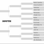NCAA Tournament Breakdown:South Regional