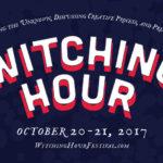 Witching Hour: Kaleidoscope- A Decolonization @ RADinc. 10/21/17
