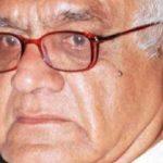 A Symbol of Resistance: Veteran Journalist Siddiq Baloch Laid to Rest