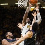 Cook, Stiffling Defense leads Iowa past Western Carolina