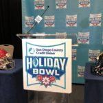 2019 Holiday Bowl: Press Conference tidbits