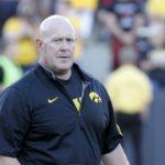 Doyle severance, Barta regret highlights newsworthy day for Iowa football