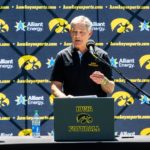 "Press Conference Recap: ""Change"" more prevalent than ever in Iowa football"
