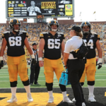 Iowa Football Media Days: Offensive Line Looks for More Consistency in Run Game