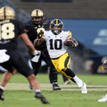 Uncharacteristic Mistakes Doom Iowa Against the Boilermakers