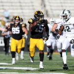 Hawkeyes Vent Frustrations Against Michigan State, 49-7