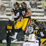 Iowa Outmuscles the Badgers 28-7, Hawkeyes Win Heartland Trophy for the First Time Since 2015
