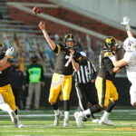 Iowa Spring Practice: QB's duel, youth arrives, and defense shines